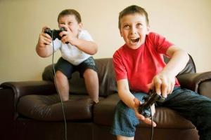 تأثیرات منفی بازی های ویدیویی بر روی کودکان
